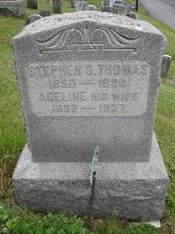 Adeline Thomas (1852-1927) - Find A Grave Memorial