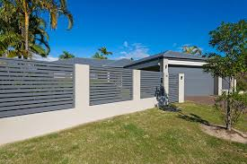 Carport And Fence At Mermaid Waters Scally Projects Patios Gold Coast Carports And Decks