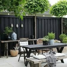 New Fence Colour Ideas Houzz Uk