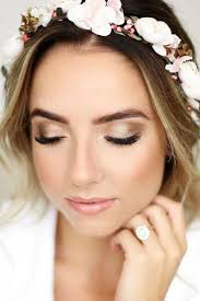 56 natural wedding makeup ideas to