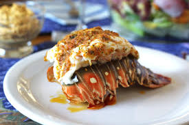 Florida Lobster with Cajun Butter ...
