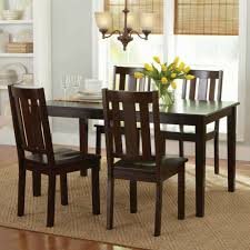 Dining Room Sets For Small Spaces Kitchen Round Table Set For 4 Farmhouse Decor For Sale Online Ebay