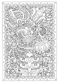Coloring Pages Printables Flowers Kleurplaten Abstracte