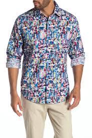 Robert Graham | Babsdale Long Sleeve Classic Fit Shirt | Nordstrom Rack