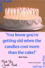 birthday candles made you smile back