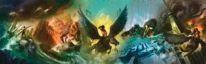 Percy Jackson and the Olympians | Rick Riordan