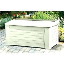 waterproof outdoor storage box head