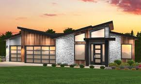 22 modern contemporary home plans ideas