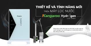 Thiết kế mới trên máy lọc nước Kangaroo Hydrogen Lux