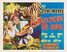 Sandokan The Great From Left: Genevieve Grad Steve Reeves 1963 ...