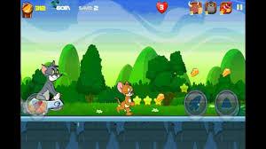 Game trẻ em Tom và Jerry - Nhạc thiếu nhi em đi chơi công viên ...