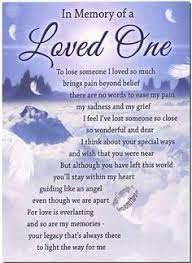 anniversary quotes for deceased husband quotesgram loved one in