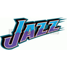 Custom Utah Jazz Wall Car Stickers Number1216 Wall Car Stickers 01469 Utah Jazz Wall Stickers