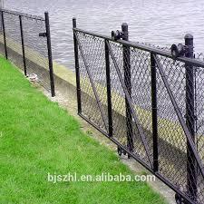 Best Quality Tennis Court Chain Link Fence Sport Tennis Basket Sports Kapilar