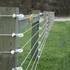 High Tensile Electric Horse Wire Fence Electric Fencing Supplies View Electric Fencing Supplies Fentech Product Details From Hangzhou Fantai Plastic Co Ltd On Alibaba Com