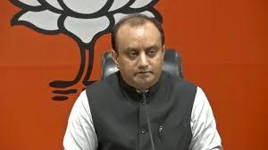 BJP spokesperson Sudhanshu Trivedi attacks congress president Rahul Gandhi  AKA Shiv Bhakt called him bagoola bhakt- बीजेपी प्रवक्ता सुधांशु त्रिवेदी  बोले- मानसरोवर वाले शिव भक्त कांग्रेस ...