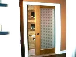bathroom interior door