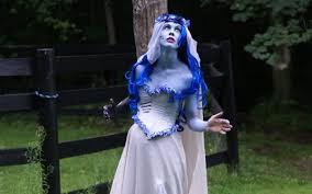 diy corpse bride emily costume ideas