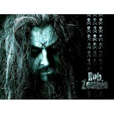 Rob Zombie Color Band Decal