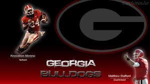 georgia bulldogs wallpaper