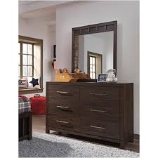 B504 26 Ashley Furniture Brissley Kids Room Mirror