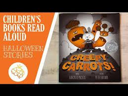 Creepy Carrots by Aaron Reynolds   Children's Halloween Book - YouTube