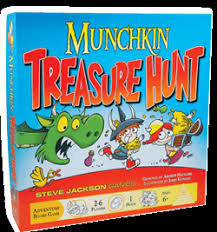 In Case You Missed It: Announcing Munchkin Treasure Hunt!