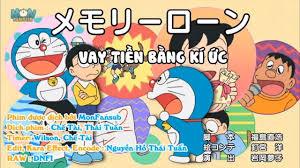 Doraemon Vietsub 2020 Tập 601 Mới Nhất - Vay Tiền Bằng Ký Ức - YouTube