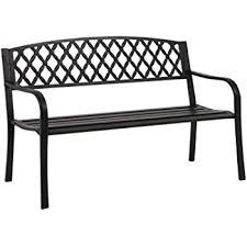 park bench metal bench 50 garden bench