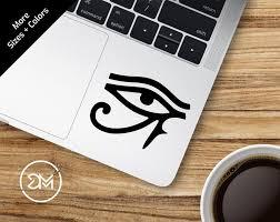 Eye Of Horus Symbol Vinyl Decal Etsy