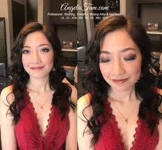 chinese asian before after makeup