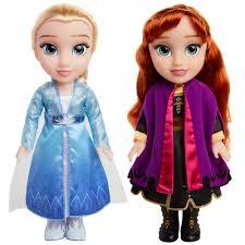 disney frozen 2 princess anna and elsa