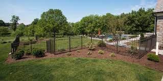 Backyard Dog Fence Ideas Designs Freedom Fence Blog