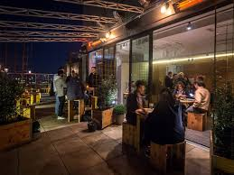 kimoto rooftop beer garden bars in