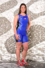 Adeline Gray - Adeline Gray Photos - USOC Portraits for Rio2016 - Zimbio