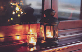 lights home candles