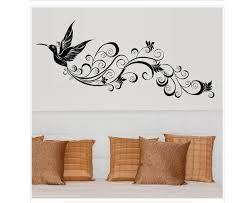 Mew Hm19082 Birds Silhouette Sitting Room Bedroom Glass Background Porch Is Decorated Can Remove The Wall Stickers Wall Sticker Removable Wall Stickersstickers Wall Stickers Aliexpress
