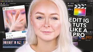 insram video makeup tutorials