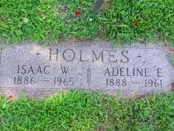 Adeline E. Wirth Holmes (1888-1961) - Find A Grave Memorial