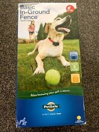Dog Supplies Petsafe Premium Basic In Ground Dog Pet Fence Pig00 14582 500 Wire Pul 275 Aeromodelling Or Id