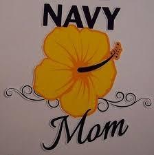 Window Bumper Sticker Military Navy Mom New Decal 767720214208 Ebay