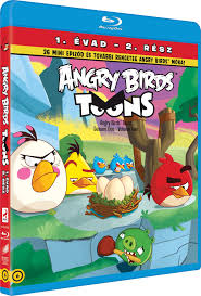 Angry Birds Toons: Season One - Volume Two Blu-ray Release Date ...
