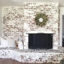 brick fireplace old world charm
