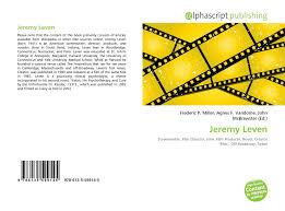 Jeremy Leven, 978-613-5-59914-5, 6135599143 ,9786135599145