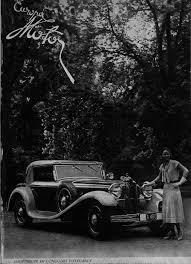 1932 | Porsche cars history