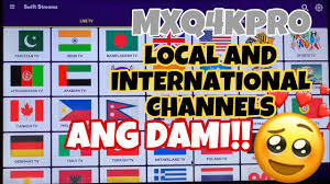 MXQ 5G PRO 4K TV BOX LOCAL AND INTERNATIONAL CHANNELS 💗 | HOW TO DOWNLOAD  AND INSTALL 😊 - YouTube