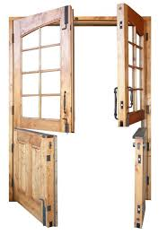 french double dutch doors unique
