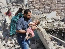 Esad rejiminden Doğu Guta'ya kimyasal saldırı   Bursa Haber - Bursa  Haberleri