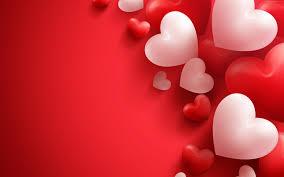 white heart wallpaper hd wallpaper