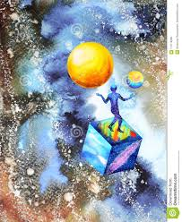 La Mente Espiritual Del Poder Humano Abstracto Del Universo Conecta El  Ejemplo Stock de ilustración - Ilustración de humano, mente: 113119466
